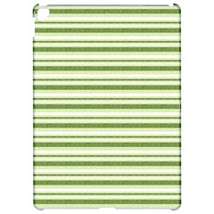 Spring Stripes Apple Ipad Pro 12 9   Hardshell Case