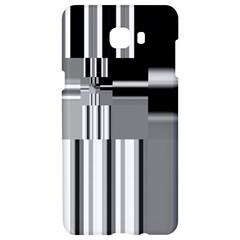 Black And White Endless Window Samsung C9 Pro Hardshell Case