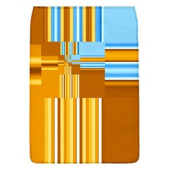 Endless Window Blue Gold Flap Covers (l)