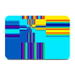 Colorful Endless Window Plate Mats