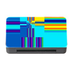 Colorful Endless Window Memory Card Reader With Cf
