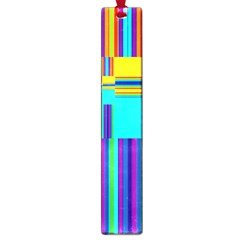 Colorful Endless Window Large Book Marks