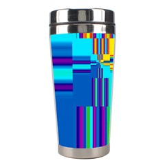 Colorful Endless Window Stainless Steel Travel Tumblers