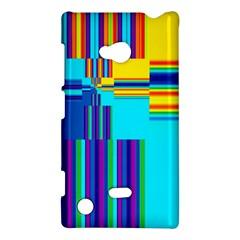 Colorful Endless Window Nokia Lumia 720
