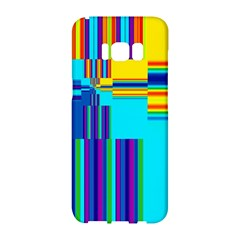 Colorful Endless Window Samsung Galaxy S8 Hardshell Case