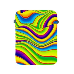 Summer Wave Colors Apple Ipad 2/3/4 Protective Soft Cases