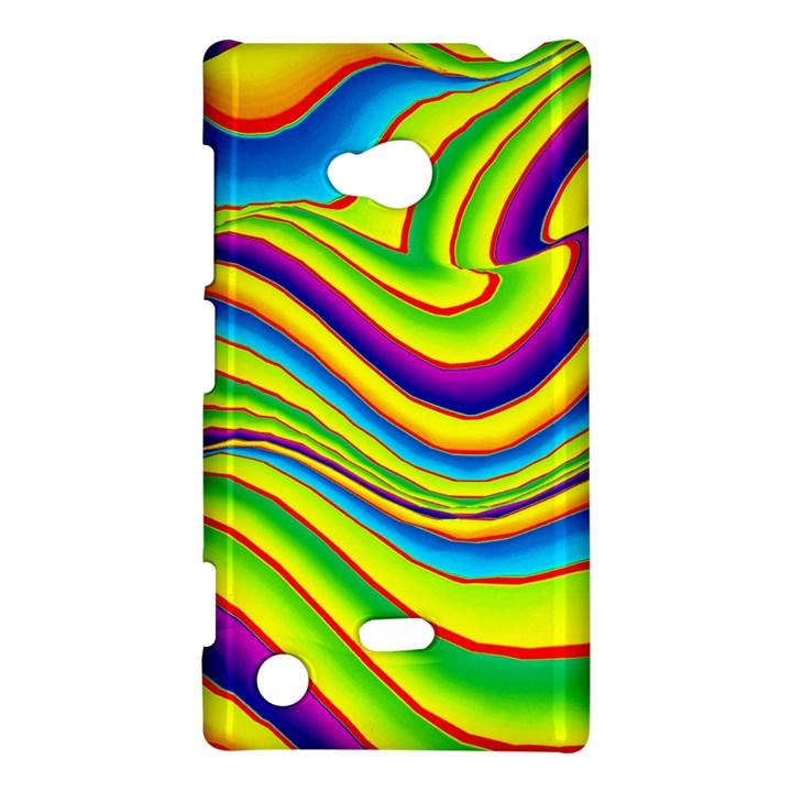 Summer Wave Colors Nokia Lumia 720