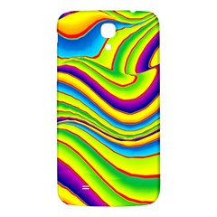 Summer Wave Colors Samsung Galaxy Mega I9200 Hardshell Back Case