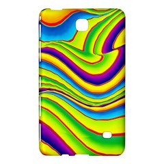 Summer Wave Colors Samsung Galaxy Tab 4 (8 ) Hardshell Case