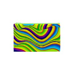 Summer Wave Colors Cosmetic Bag (xs)