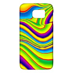 Summer Wave Colors Galaxy S6