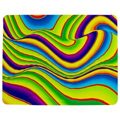 Summer Wave Colors Jigsaw Puzzle Photo Stand (rectangular)