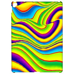 Summer Wave Colors Apple Ipad Pro 12 9   Hardshell Case