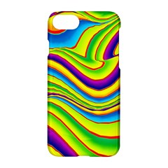 Summer Wave Colors Apple Iphone 7 Hardshell Case