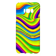 Summer Wave Colors Samsung Galaxy S8 Plus Hardshell Case