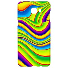 Summer Wave Colors Samsung C9 Pro Hardshell Case