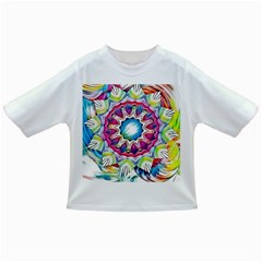Sunshine Feeling Mandala Infant/toddler T Shirts