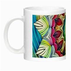 Sunshine Feeling Mandala Night Luminous Mugs
