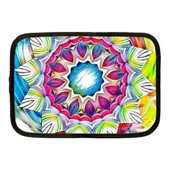 Sunshine Feeling Mandala Netbook Case (medium)