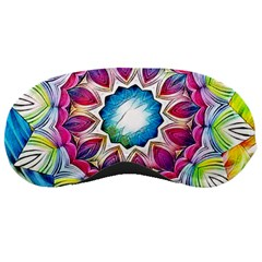 Sunshine Feeling Mandala Sleeping Masks