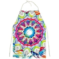 Sunshine Feeling Mandala Full Print Aprons