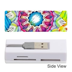 Sunshine Feeling Mandala Memory Card Reader (stick)