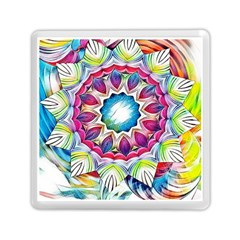 Sunshine Feeling Mandala Memory Card Reader (square)