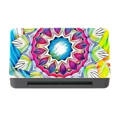 Sunshine Feeling Mandala Memory Card Reader With Cf