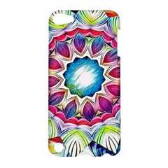 Sunshine Feeling Mandala Apple Ipod Touch 5 Hardshell Case
