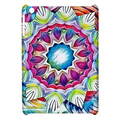 Sunshine Feeling Mandala Apple Ipad Mini Hardshell Case