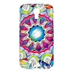 Sunshine Feeling Mandala Samsung Galaxy S4 I9500/i9505 Hardshell Case
