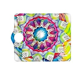 Sunshine Feeling Mandala Kindle Fire Hdx 8 9  Flip 360 Case