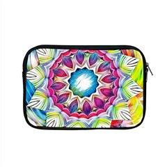 Sunshine Feeling Mandala Apple Macbook Pro 15  Zipper Case