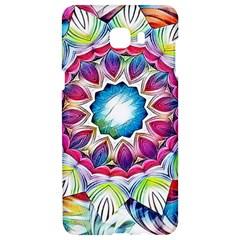 Sunshine Feeling Mandala Samsung C9 Pro Hardshell Case