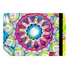 Sunshine Feeling Mandala Apple Ipad Pro 10 5   Flip Case