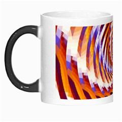 Woven Colorful Waves Morph Mugs