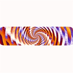 Woven Colorful Waves Large Bar Mats