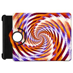 Woven Colorful Waves Kindle Fire Hd 7