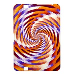 Woven Colorful Waves Kindle Fire Hd 8 9