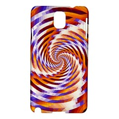Woven Colorful Waves Samsung Galaxy Note 3 N9005 Hardshell Case