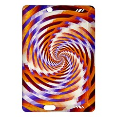 Woven Colorful Waves Amazon Kindle Fire Hd (2013) Hardshell Case