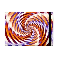 Woven Colorful Waves Ipad Mini 2 Flip Cases