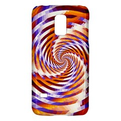 Woven Colorful Waves Galaxy S5 Mini