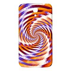 Woven Colorful Waves Samsung Galaxy Mega I9200 Hardshell Back Case