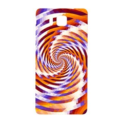 Woven Colorful Waves Samsung Galaxy Alpha Hardshell Back Case