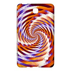 Woven Colorful Waves Samsung Galaxy Tab 4 (7 ) Hardshell Case