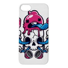 Ice Cream Skull Apple Iphone 5s/ Se Hardshell Case