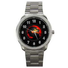 Dragon Sport Metal Watch