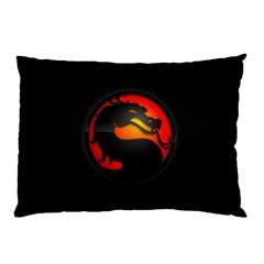Dragon Pillow Case (two Sides)