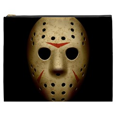 Jason Hockey Goalie Mask Cosmetic Bag (xxxl)
